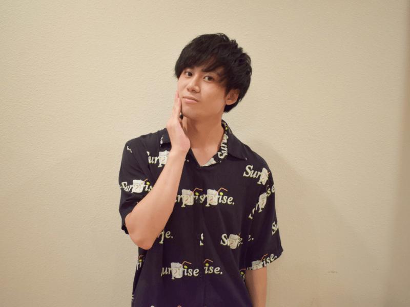 s_47_7,ひげ 青い