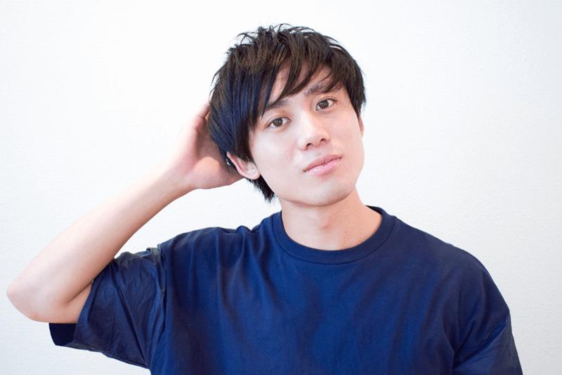 h_53_7男性 髪の毛ケア