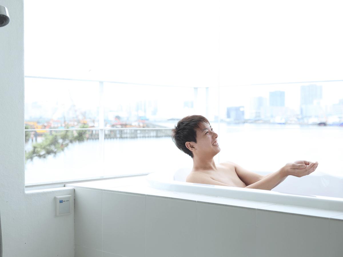 【痩せたい男子必見】お風呂ダイエットで代謝アップ!…のサムネイル