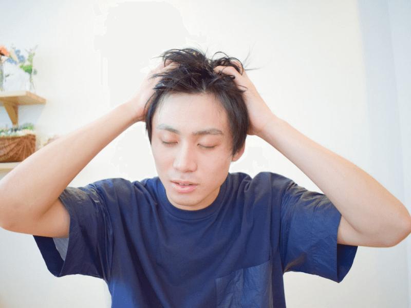 h_53_9男性 髪の毛ケア