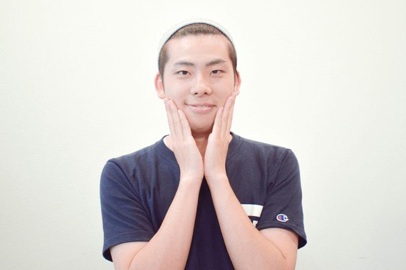 m_50_2, 資生堂メン 男