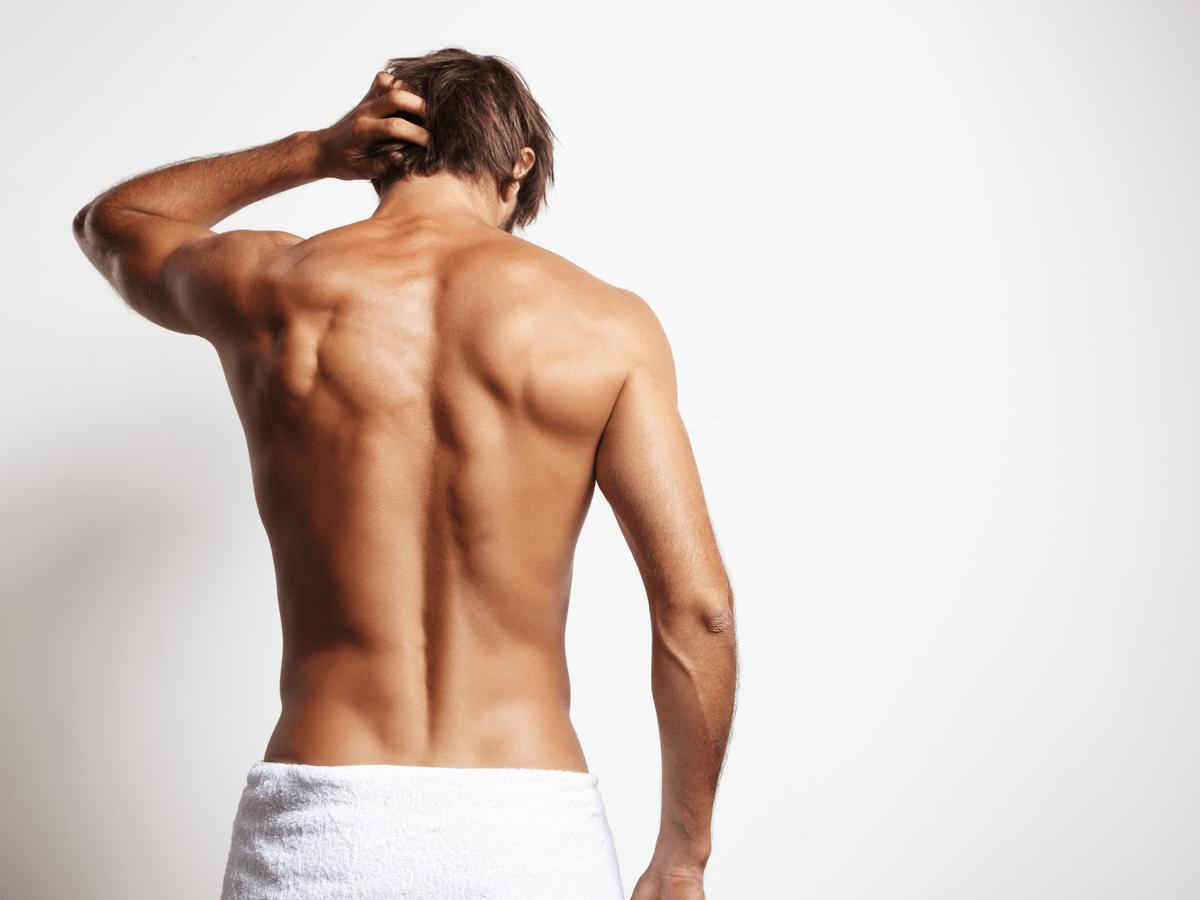 【意外と生えてる!】男の気になる玉毛の安全な剃り方…のサムネイル